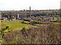 SD7505 : Prestolee (Kearsley) Mill by David Dixon
