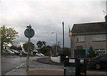 J0326 : The corner of Quarter Road and Maryville, Camlough by Eric Jones