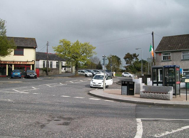 The junction of Quarter Road and Camlough Road