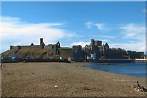 SC2484 : Peel Castle by David Dixon