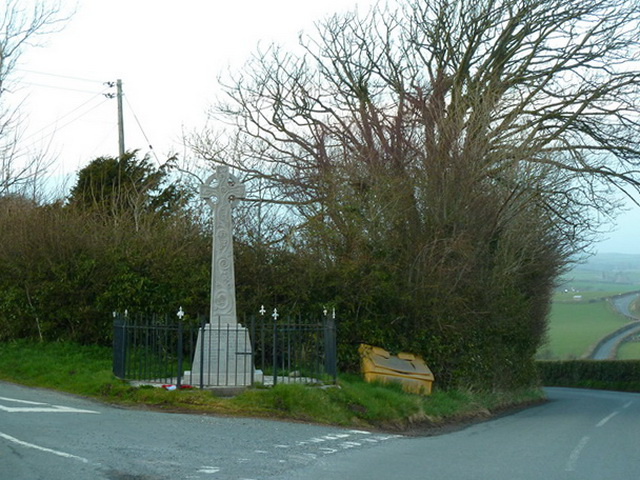 War Memorial, North Hill