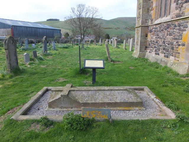 Grave of social reformer Josephine Butler