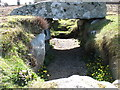 SV9212 : Innisidgen Carn Lower Burial Chamber by David Purchase
