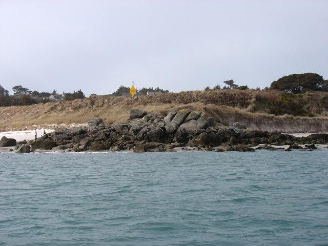 Rushy Point, Tresco