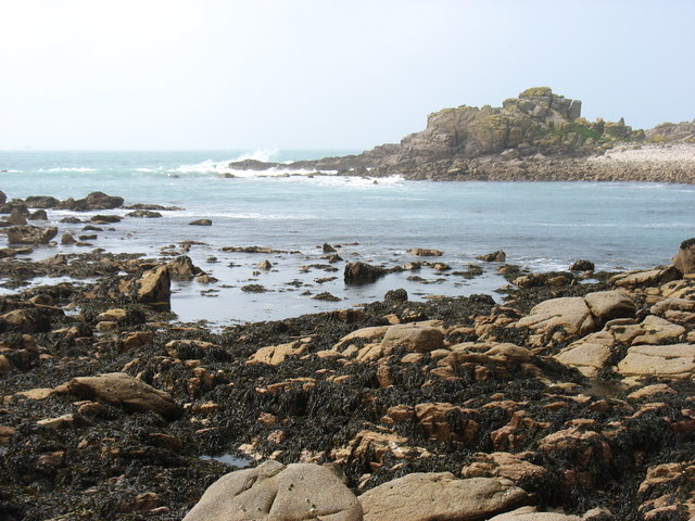 The south end of Gweal, seen from Bryher