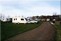 SP2408 : Burford Caravan Club Site by Jo Turner