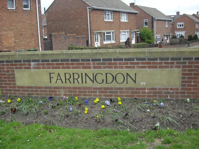 Farringdon area entrance