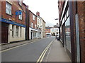 ST7598 : The Cotswold Way on Long Street, Dursley by Ian S