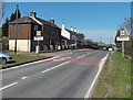 SO6005 : Start of the 30mph zone in Bream by Jaggery