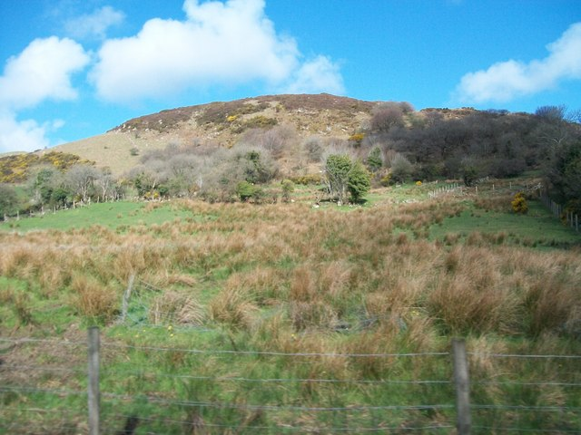 Sturgan Mountain from Hall Road