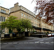 ST5773 : Worcester Terrace, Clifton, Bristol by Jaggery