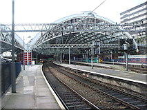 SJ3590 : Liverpool Lime Street railway station by Nigel Thompson