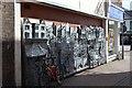 SK7519 : King Street metal sculpture by Robin Stott