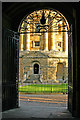 SP5106 : The Radcliffe Camera from the Bodleian by Hugh Chevallier