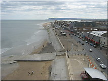NZ6025 : Revamped seafront at Redcar by peter robinson