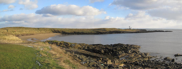 Wood Haven and Elie Ness Lighthouse