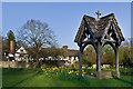 TQ2246 : Leigh Village Green by Ian Capper