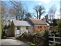 SN1236 : Holiday let under restoration in Ffynnongroes / Crosswell, Pembs by Jeremy Bolwell