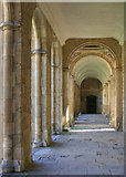 SP5106 : The cloister, All Souls, Oxford by Hugh Chevallier