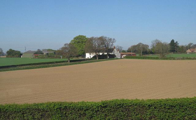 View to Manor Farm, Edgefield