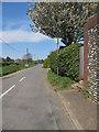 TG0934 : Pecks Lane, Edgefield by Pauline E