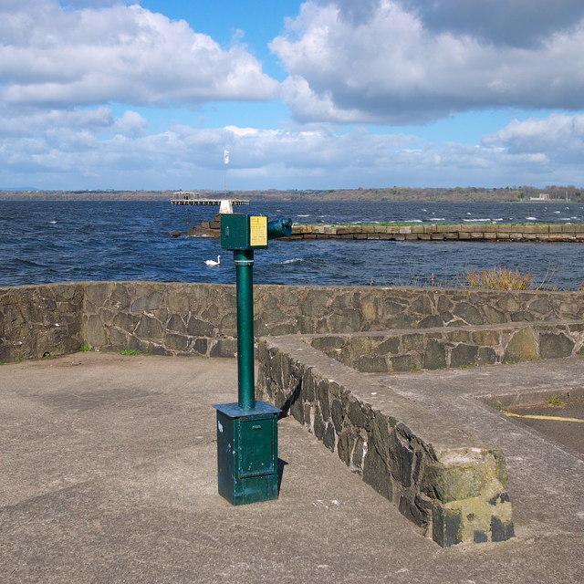 Antrim Marina Passive GPS Station