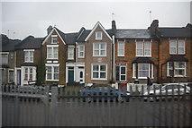 TQ3874 : Houses, Nightingale Grove by N Chadwick
