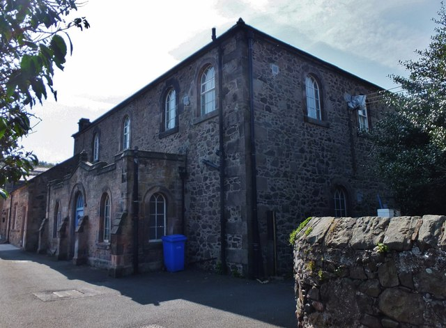 Former County Library and Masonic Hall, Wooler