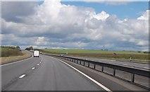 SK8252 : A1 towards Newark on Trent by Julian P Guffogg