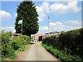SJ3856 : Meadow Lane, Trevalyn by Jeff Buck