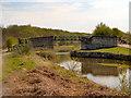 SD5803 : Leeds and Liverpool Canal, Moss Bridge by David Dixon