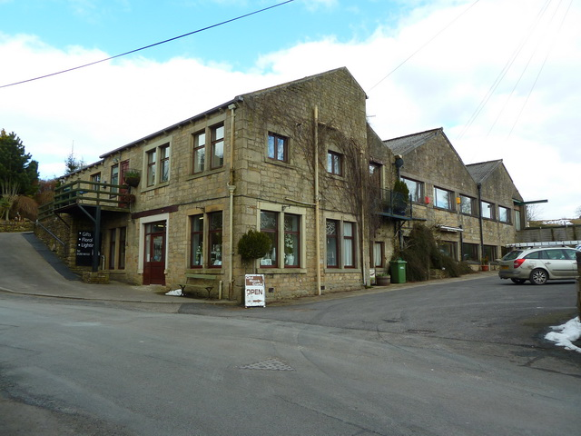 The Old Rock, Keighley Road, Trawden