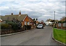 TQ5802 : Meachants Lane, Willingdon by nick macneill