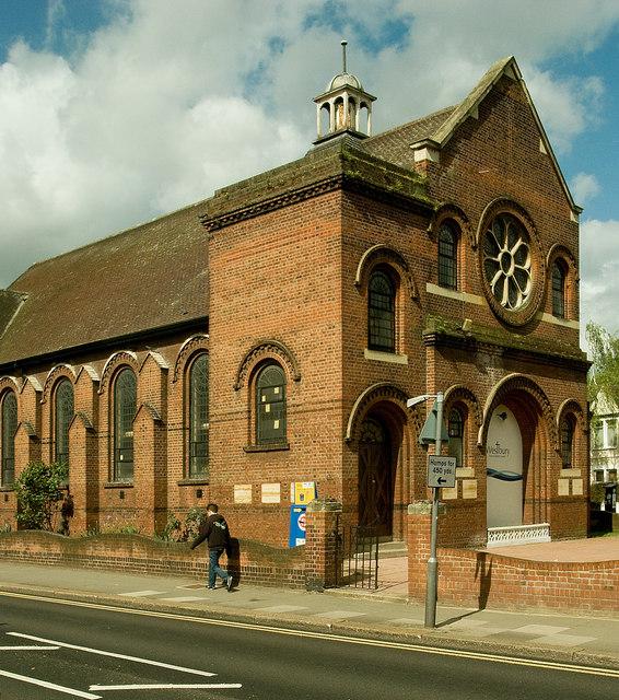 Westbury Avenue Baptist Church