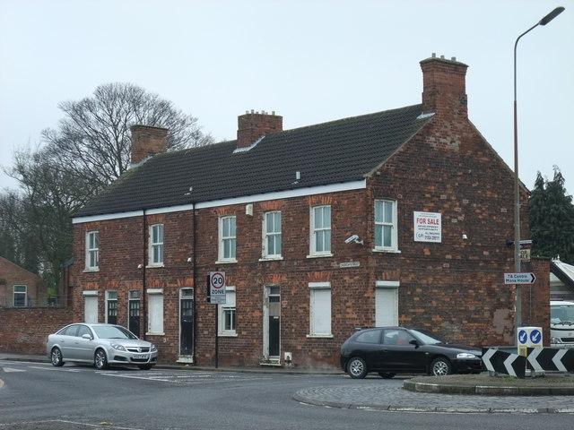 Church Street, Sutton on Hull, Yorkshire