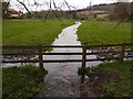 SU7790 : Hamble Brook by Michael Trolove