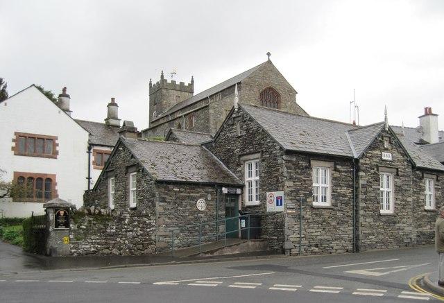 St Michael's, Hawkshead