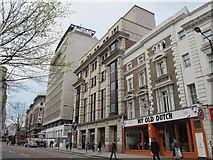 TQ3081 : High Holborn / New Oxford Street, WC1 by Mike Quinn