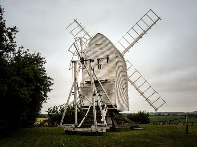 Great Chishill Windmill