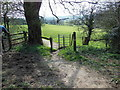 ST7582 : The Cotswold Way at Cotswold Lane by Ian S