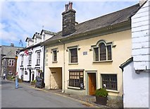 SD3598 : Old Houses in Hawkshead by Mike Smith