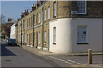 TR1458 : Orchard Street, Canterbury by Stephen McKay