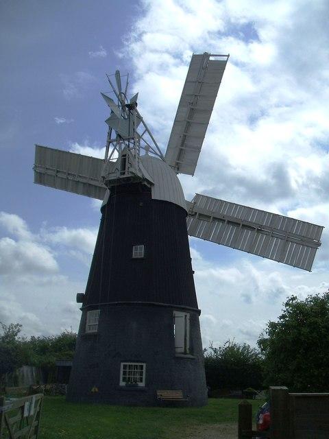 Wicken Mill