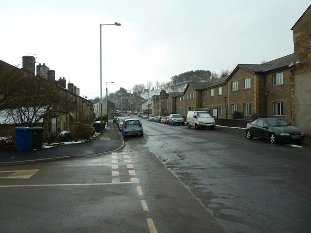 Holcombe Road, Helmshore