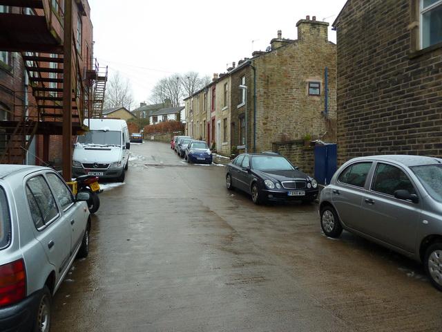 Park Street, Helmshore