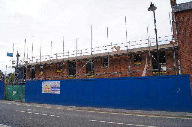 New homes - Winchester Road