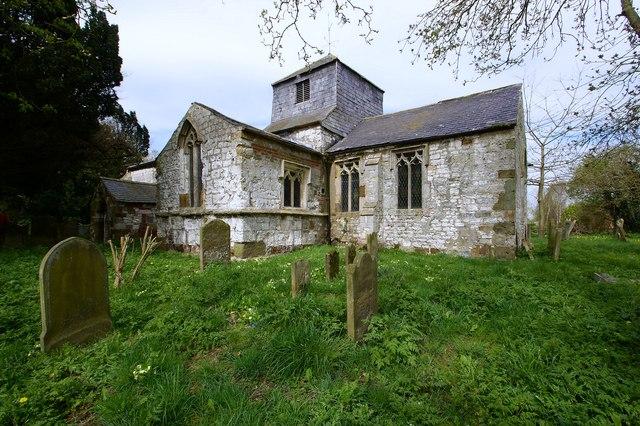 The Church of St Bartholomew, Covenham