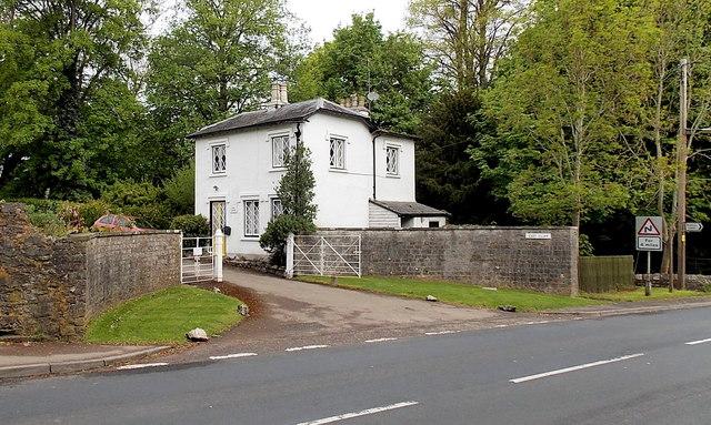 The Lodge, Tutshill