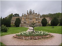 ST5071 : Springtime - Tyntesfield by Sarah Smith