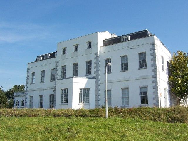 Hillingdon House, east facade